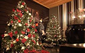 cheap christmas trees and decorations christmas lights decoration