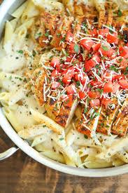 Dinner Ideas With Shrimp And Pasta Cajun Chicken Pasta Damn Delicious