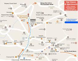 Narita Airport Map Our Location Yoji Nozawa Escape To Nozawa Onsen