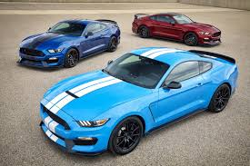 first mustang ever made 2017 mustang shelby gt350 first pics of new colors are mind