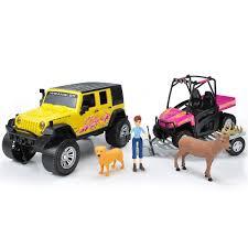 jeep wrangler girls shop toy cars trucks u0026 fire trucks