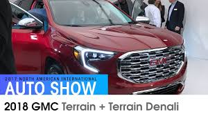 2018 gmc terrain white it u0027s here a whole new terrain 2018 gmc terrain first thoughts