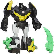 transformers robots in disguise 3 step changers stealthasaurus