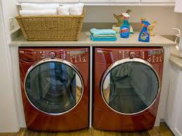 table top washer dryer laundry room storage ideas diy
