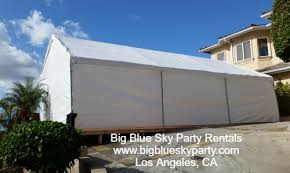 tent rental los angeles tent rentals party canopies tents los angeles ca big blue