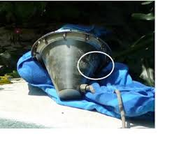 How To Replace Pool Light How To Replace A Pool Light Gasket Inyopools Com