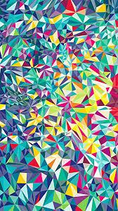 blue kaleidoscope wallpaper colorful kaleidoscope pattern wallpaper free iphone wallpapers