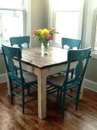 ideas for kitchen tables chalk paint kitchen table ideas 4cast me