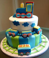 train cakes for boys traincake for a two years old boy happy