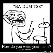 Ba Dum Tss Meme - ba dum tss by sbsteve meme center