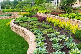 Tiered Backyard Landscaping Ideas 47 Amazing Backyard Landscaping Ideas Interiorcharm