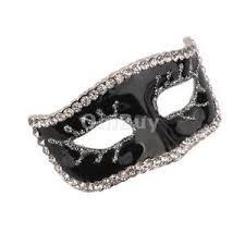 rhinestone mardi gras mask alloy rhinestone mardi gras mask pin brooch pin