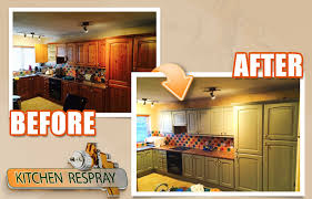 respray kitchen cabinets a guide to executing a kitchen respray project kitchen respray