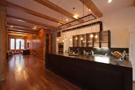 kitchen lighting loft in noho new york city