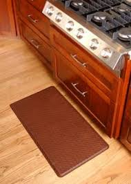Floor Mats For Kitchen by Gelpro Wicker Saddle Gel Mats Gel Filled Comfort Floor Mats And