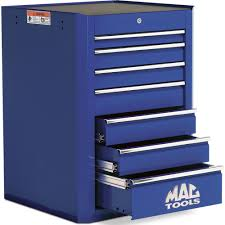 mactools uk mb1850 7 drawer macsimizer side cabinet