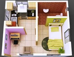 Design Interior Rumah Kontrakan | desain rumah kost minimalis sederhana design plans pinterest
