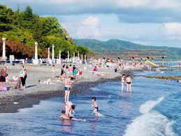 russian beaches worldrecordtour asia middle east caucasus abkhazia sukhumi