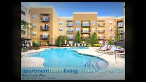 Apartments Condos For Rent In Atlanta Ga Seventeen West Apartments Atlanta Apartments For Rent Youtube