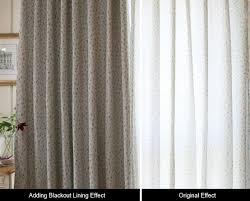 How To Attach Blackout Lining To Curtains Kids Bedroom Castle Patterns Wide Blackout Curtains