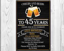birthday invitation etsy