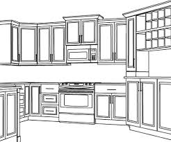 home depot kitchen cabinets unpainted home depot hton or easthaven shaker unfinished wood