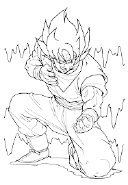 printable dragon ball z coloring pages kids n fun com 55 coloring pages of dragon ball z