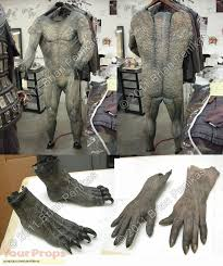 jeepers creepers costume jeepers creepers 2 creeper suit claws and costume
