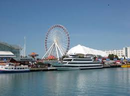 navy pier map guide to chicago s navy pier for chicago visitors from chicago