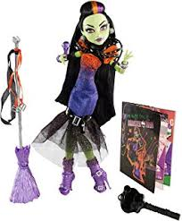 Frankie Halloween Costume Amazon Monster Ghouls Rule Frankie Stein Doll Toys U0026 Games