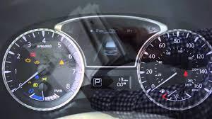 2020 infiniti qx60 hybrid 2014 infiniti qx60 hev warning and indicator lights youtube