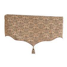 Wide Rod Valances Shop Valances At Lowes Com