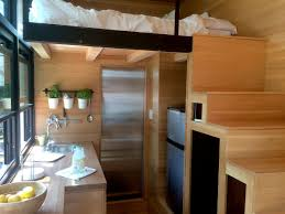 Yestermorrow Tiny House by Tiny House With Fold Down Bar The Shelter Blog