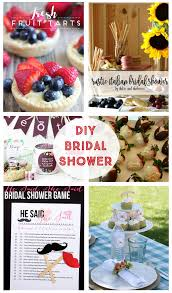 ideas for bridal shower bridal shower ideas the crafting