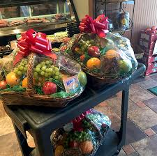 gourmet fruit baskets gourmet fruit baskets steve s market