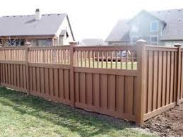 Fence Backyard Ideas by 11 Best Pvc Fence Images On Pinterest Fence Ideas Backyard