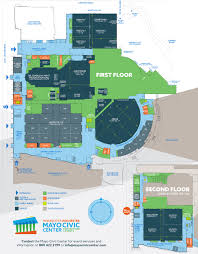mayo clinic floor plan arena mayo civic center