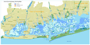 Nassau Map New Blueway Trails For Paddlers And Others Boating Times Long
