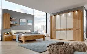 schlafzimmer kleiderschrank 4 tlg schlafzimmer eiche teilmassiv glas magnolie kleiderschrank
