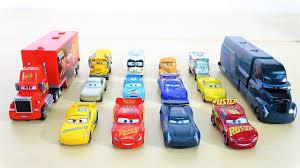 disney pixar cars 3 tomica diecast complete collection lightning