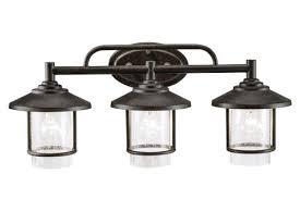 patriot lighting miner collection patriot lighting elegant home miner 24 1 2 bronze 3 light vanity