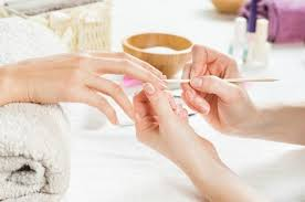 how to do a salon quality manicure at home