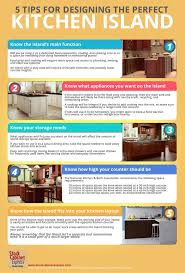 kitchen island space requirements easy steps for designing the kitchen island home