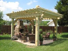Pergola Blueprints by Exterior Design Inspiring White Pergola Plans With Deck And Chair