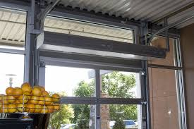 Entry Vestibule by Air Curtains Go Beyond Industrial Uses Construction Canada