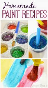 homemade bubble paint recipes growing a jeweled rose