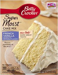 betty crocker super moist cake mix butter pecan 15 25 oz box
