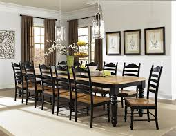 Tuscan Dining Room by Dining Tables Long Dining Room Tables Seating 12 Long Kitchen