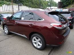 lexus red rx 350 for sale car picker red lexus rx