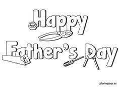 related coloring pageshappy father u0027s dayhappy father u0027s day